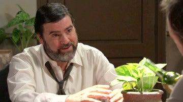 Benigna continuará cegada por Camilo