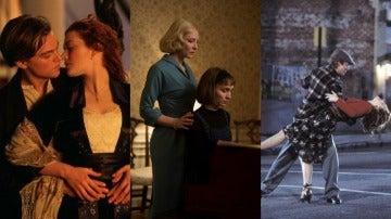 'Titanic', 'Carol', y 'El Diario de Noa'