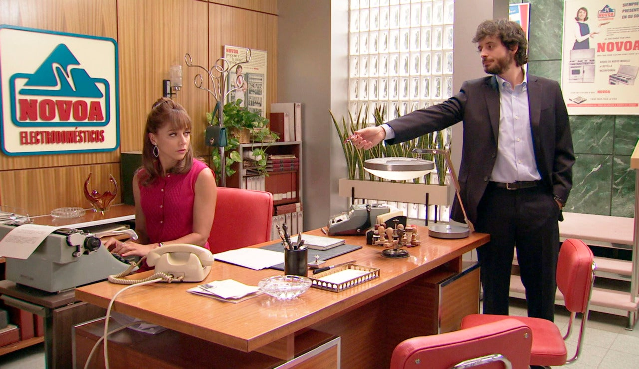 Henar deja claro a Jaime que su encuentro sexual no tuvo importancia