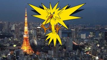 Pokémon Go en Japón