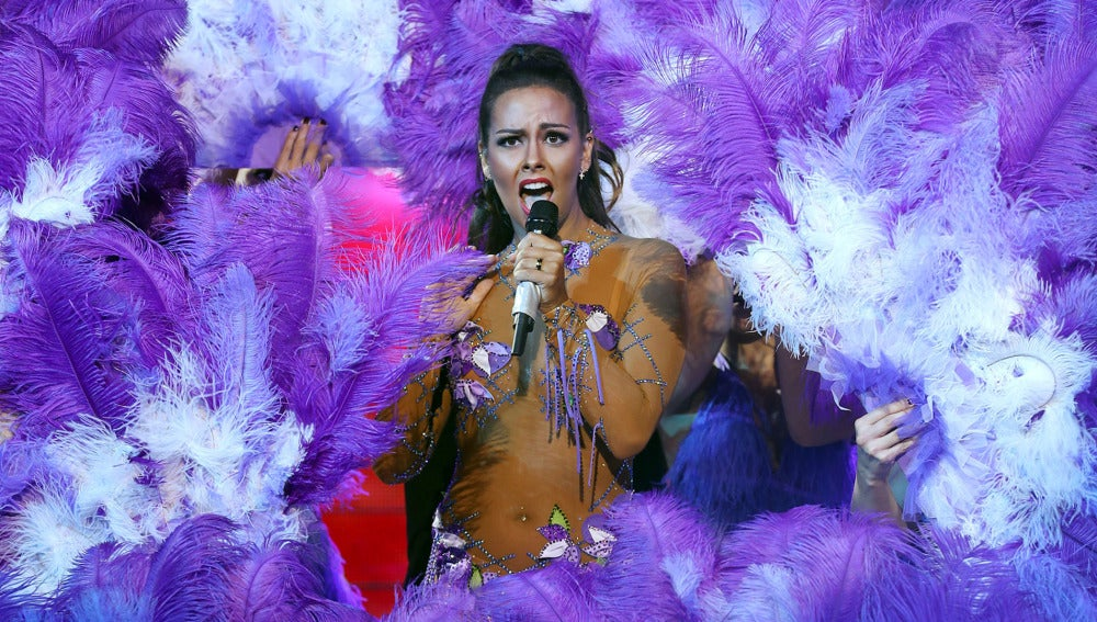 Cristina Pedroche Jennifer López