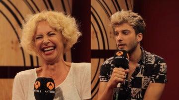 Los concursantes nos confiesan a quién les gustaría imitar en 'Tu cara me suena'