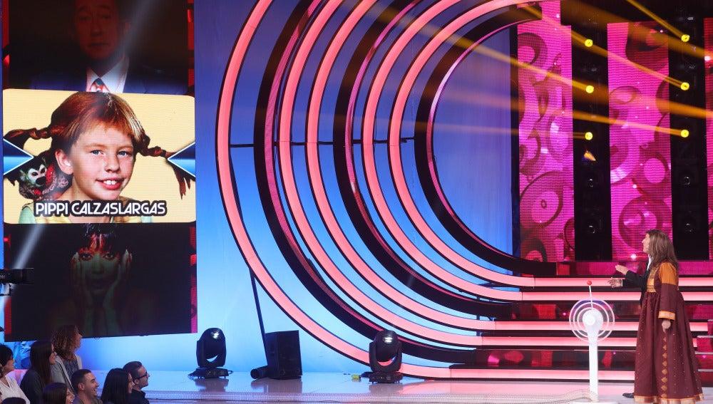 Yolanda Ramos se convertirá en Pipi Calzaslargas en la tercera gala de 'Tu Cara Me Suena'