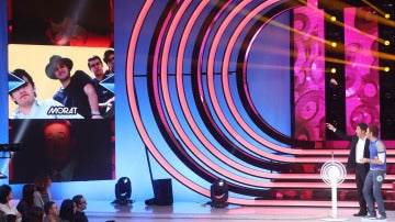 Morat actuará junto a David Guapo en la tercera gala de 'Tu Cara Me Suena'