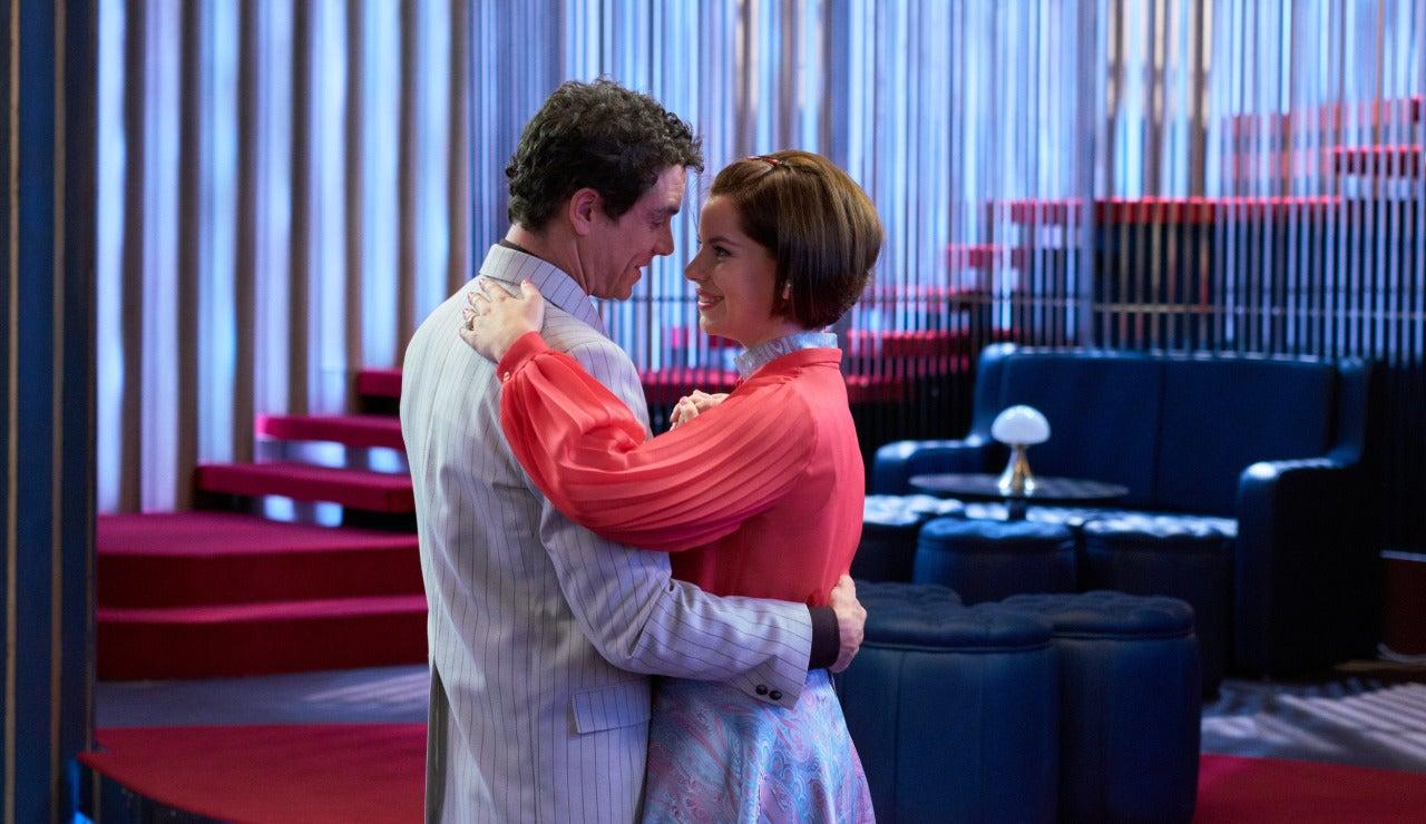 Marta y Rafael bailan en el King's Road Club