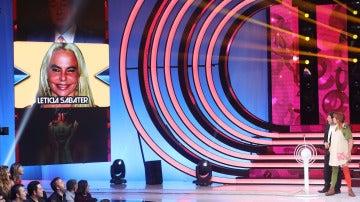 Yolanda Ramos se convertirá en Leticia Sabater