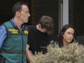 Se extrema la vigilancia para que el asesino de Pioz no sufra ningún daño físico en prisión