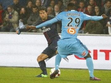 El PSG no pudo con el Marsella