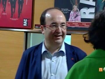 """El PSC """"desobedecerá"""" la consigna del PSOE de abstenerse en la investidura de Rajoy"""