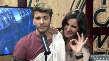 Blas Cantó se queda sin respiración para interpretar a Diana Navarro
