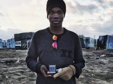 Dona tu móvil viejo a los refugiados