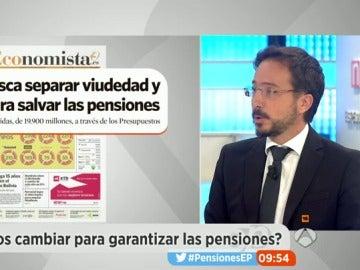 """""""Si no se reforma el sistema de pensiones dentro de 30 años no habrá paro"""""""