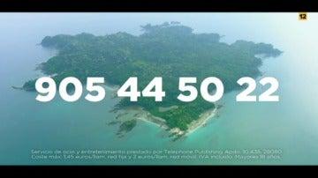 ¿Podrías sobrevivir sin agua, comida o refugio? 'The Island' te está esperando