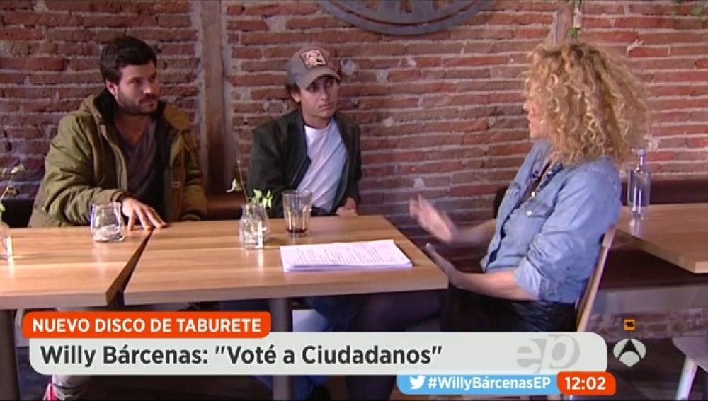 """Frame 86.927588 de: El hijo de Luis Bárcenas: """"En las últimas elecciones voté a Ciudadanos"""""""