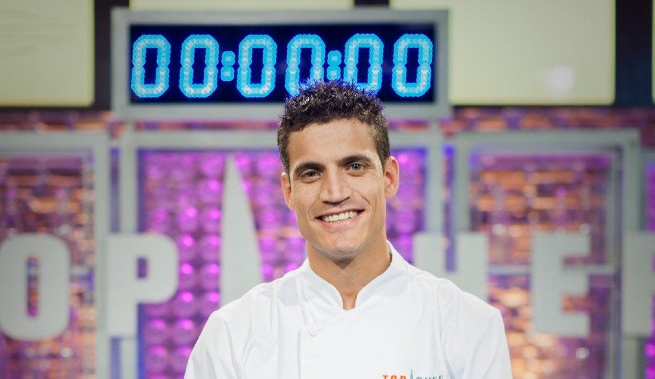 Miguel Cobo, finalista de 'Top Chef', consigue una Estrella Michelín