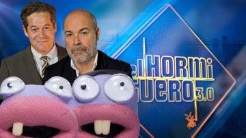 Antonio Resines y Jorge Sanz presentan 'La Reina de España' en 'El Hormiguero 3.0'
