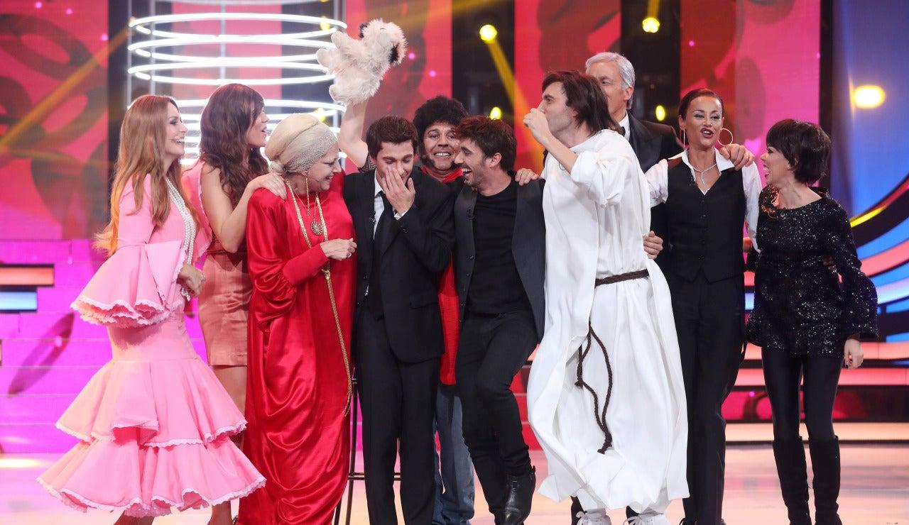 Canco Rodríguez se corona como ganador de la novena gala llena de sentimiento en la piel de Antonio Orozco
