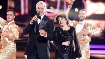 Beatriz Luengo y Pablo Puyol desean triunfar en la cuidad que nunca duerme con 'New York, New York' como Liza Minnelli y Frank Sinatra