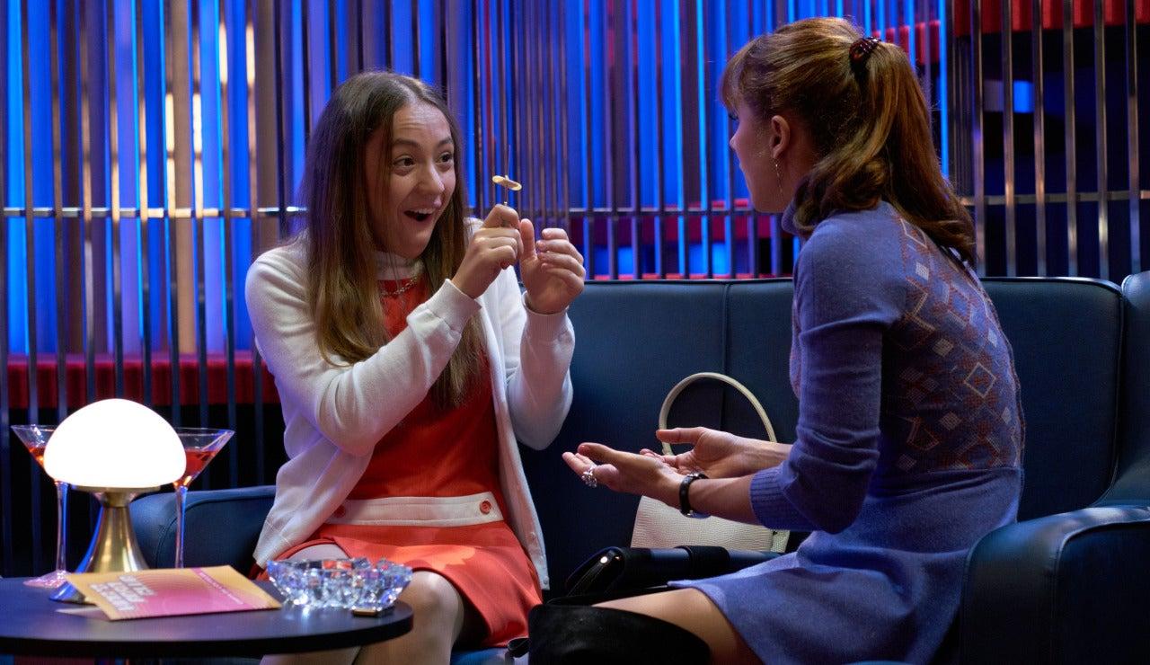 Los preservativos llegan a las manos de Alba