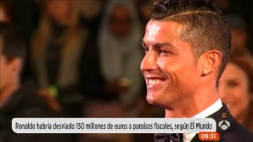 ¿Desvió Ronaldo 150 millones de euros a paraísos fiscales?