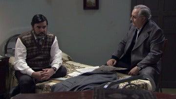 Pelayo encuentra al desaparecido Camilo
