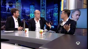 """Resines, sobre el boicot a Trueba: """"Fernando es la persona que más disfruta de España"""""""