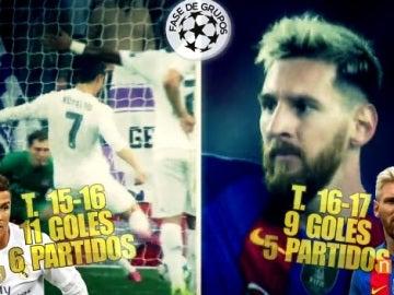 El reto de Messi contra el B. Mönchengladbach: convertirse en el máximo goleador de una fase de grupos