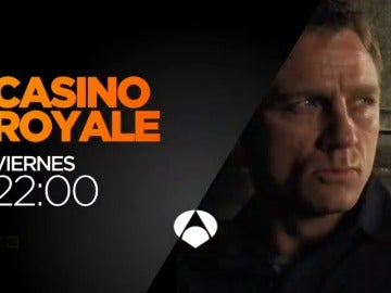 James Bond llega a Antena 3 con 'Casino Royale'