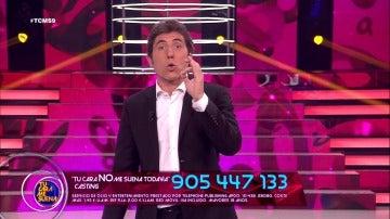Antena 3 ya prepara su nuevo formato Tu cara no me suena todavía