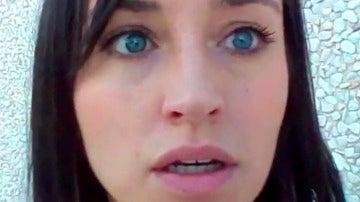 Los últimos vídeos personales de Cristina antes de suicidarse