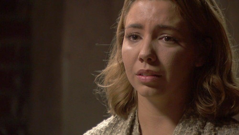 Lucas busca la verdad inconfesable de Emilia