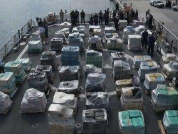 Frame 6.829826 de: Se incautan de más de 26 toneladas de cocaína