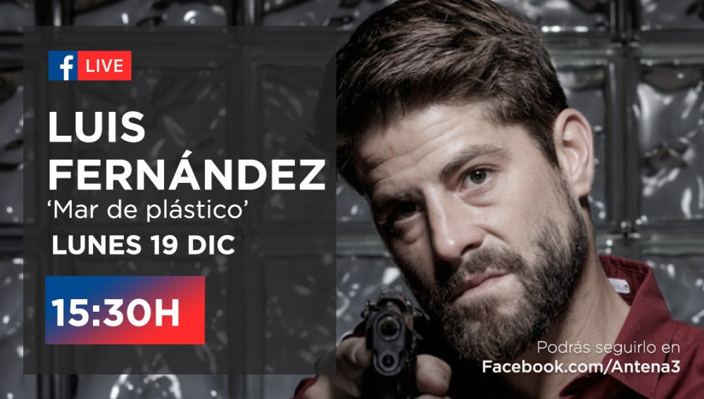 Facebook Live Luis Fernández