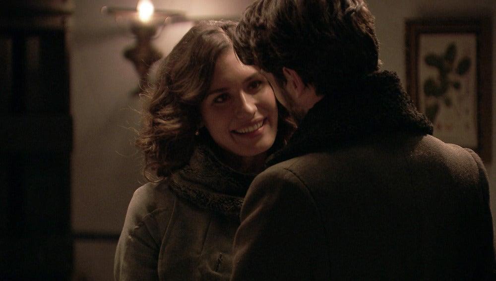 Camila sospecha de que Ismael esconde algo