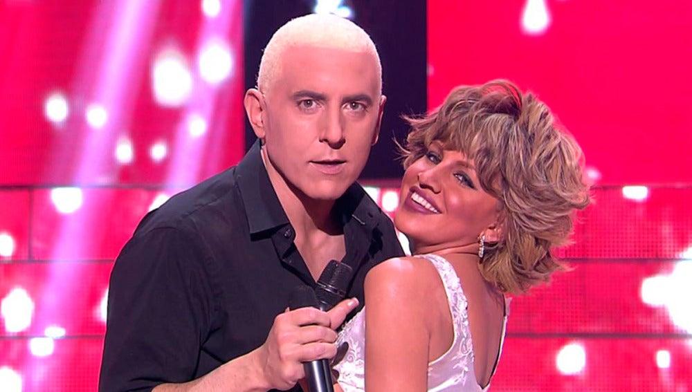 """Manel Fuentes y Angy nos enseñan las """"Cosas de la vida"""" como harían Eros Ramazzotti y Tina Turner"""
