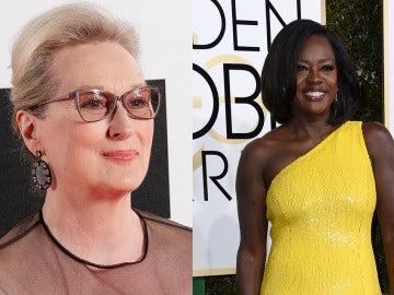 Meryl Streep y Viola Davis