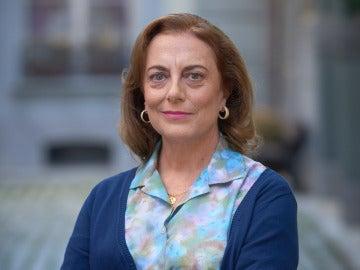 Lola Casamayor es Fuencisla Bravo