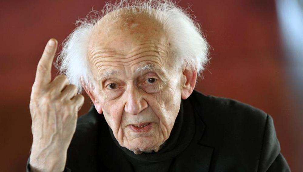El sociólogo polaco Zygmunt Bauman