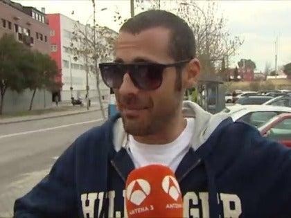 Frame 58.94766 de: Un joven español, testigo del tiroteo en el aeropuerto de Fort Laudardale el viernes pasado, cuenta su experiencia