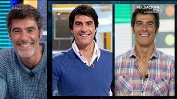 Frame 15.520555 de: Así han cambiado Jorge Fernández y Pablo Motos después de diez años