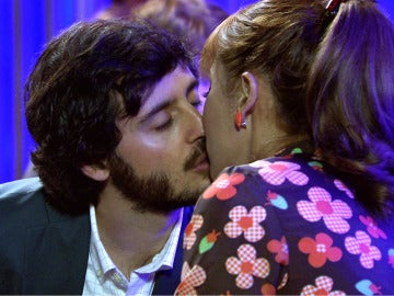 Jaime se lanzará a los labios de Henar