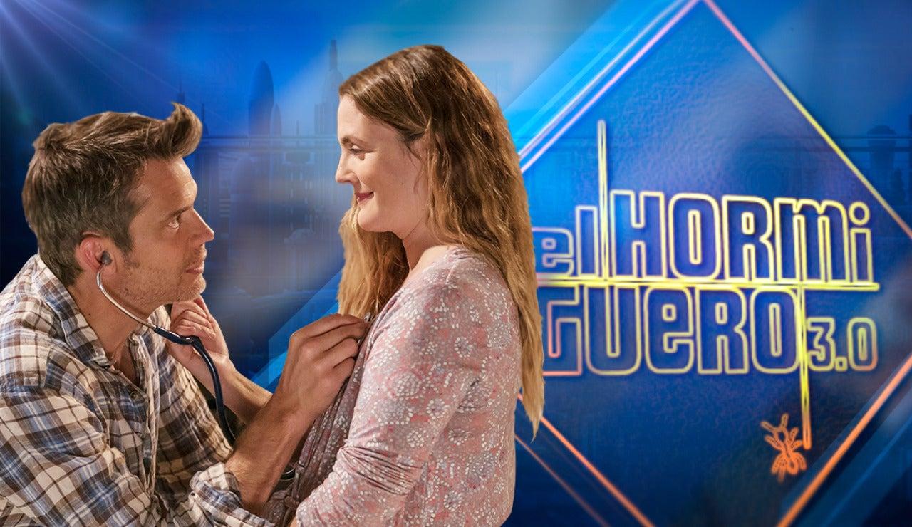 Los internacionales Drew Barrymore y Timothy Olyphant vendrán a 'El Hormiguero 3.0'