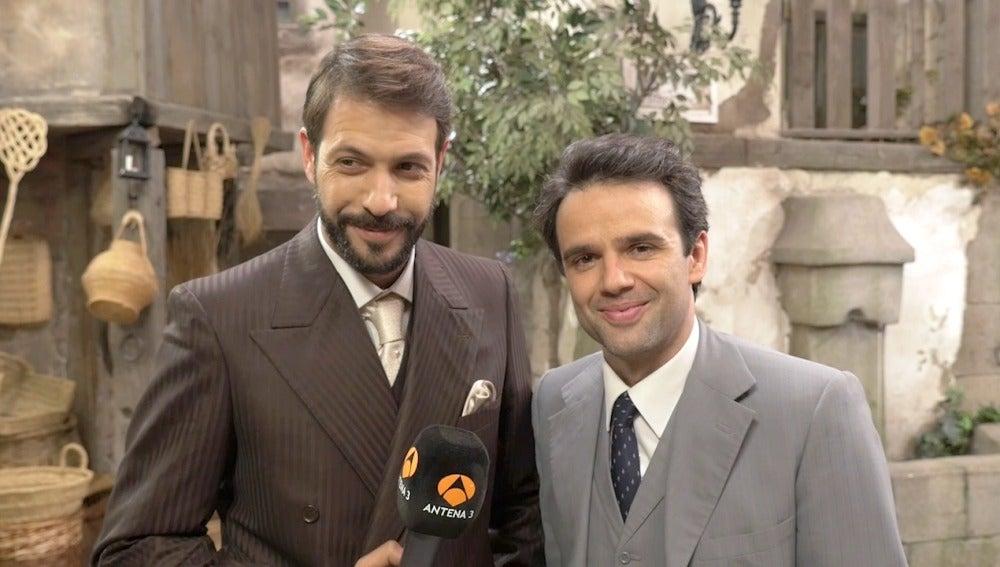 """Los Quintero se confiesan: """"Álvaro y Adriana son parte de la familia de Miel Amarga"""""""
