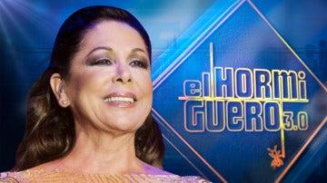 Isabel Pantoja visitará a Pablo Motos en 'El Hormiguero 3.0'