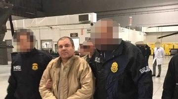Extradición de 'El Chapo' Guzmán