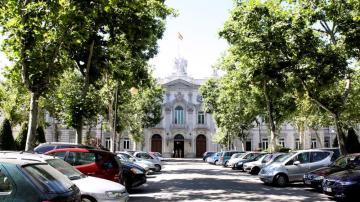 Fachada principal del Tribunal Supremo de México
