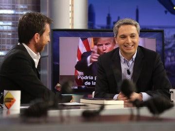 La pregunta que Vicente Vallés le haría a Donald Trump