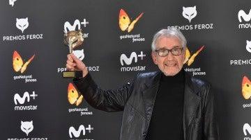 José Sacristán gana el Premio Feroz a Mejor actor de reparto de una serie