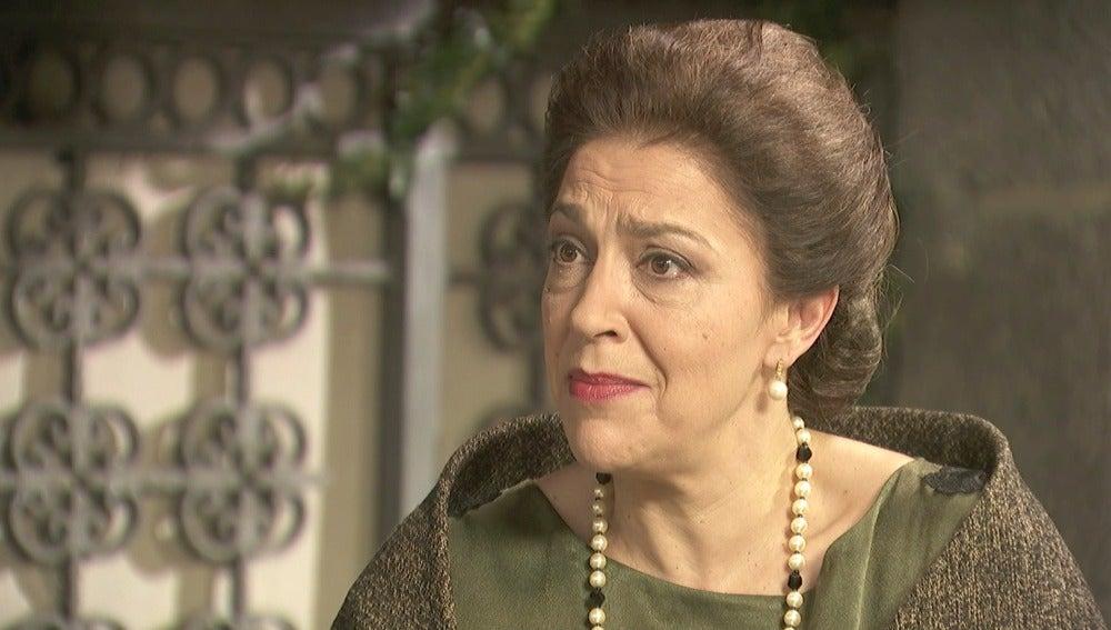 Francisca está dispuesta a decir toda la verdad sobre Garrigues