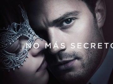 """""""No más secretos"""" - 'Cincuenta sombras más oscuras'"""